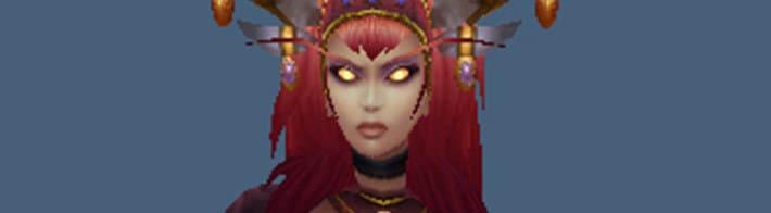 Alexstrasza – A Dragon Queen will be born