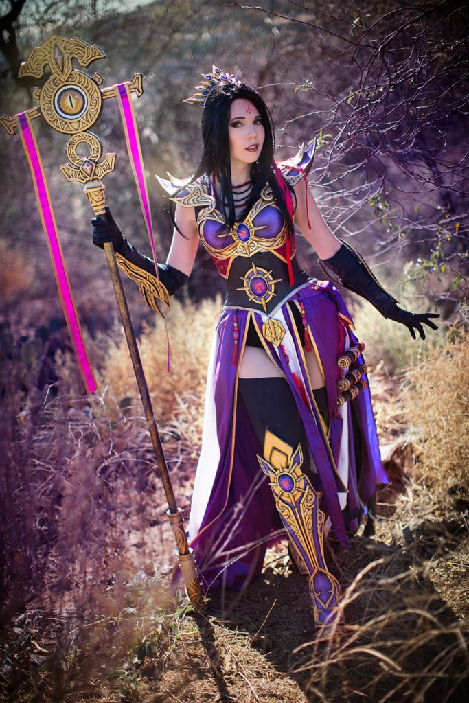 04_Diablo3_Purple_Wizard_Kamui_Cosplay