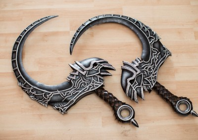 05_Diablo3_Malthael_Scythes_Kamui_Cosplay_Props
