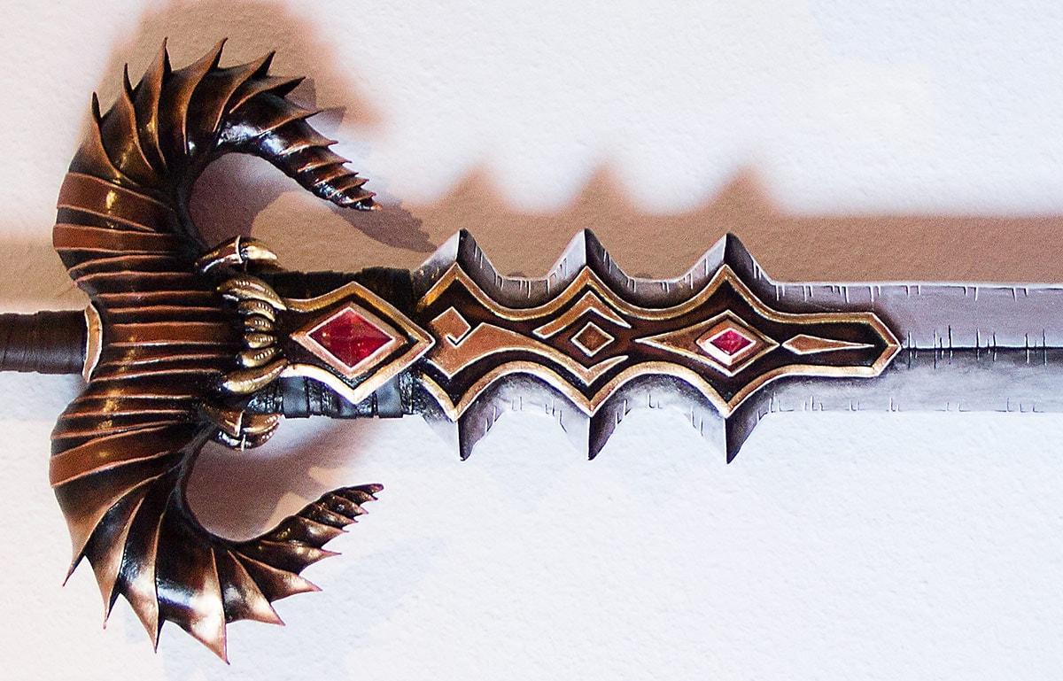 Kamui-Cosplay-Props-Barbadian-Sword2-Diablo3-Blizzard
