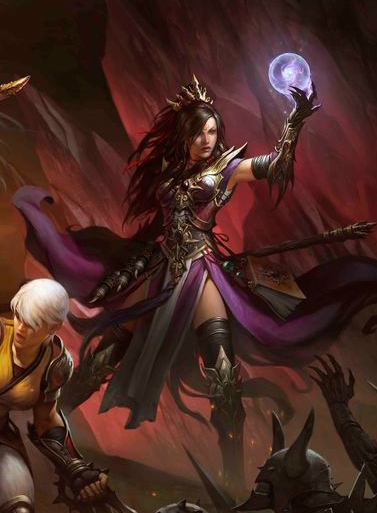Diablo-III-Heroes-Rise-Darkness-Fall-cover-by-Wei