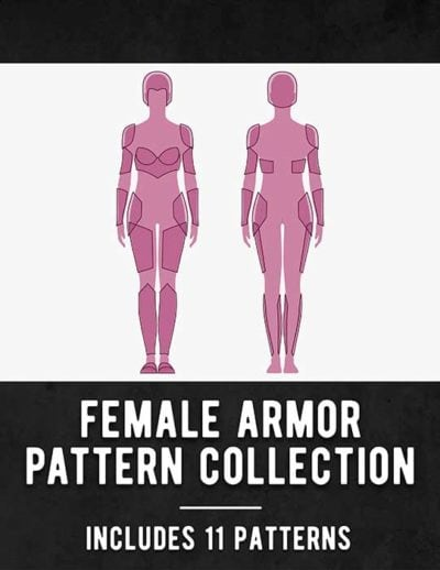 Female-Armor-Patterns-Collection-Kamui-Cosplay-Worbla-Foam