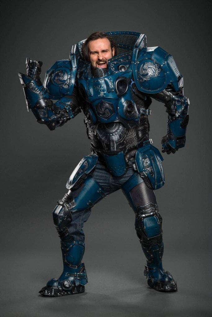papa cosplay