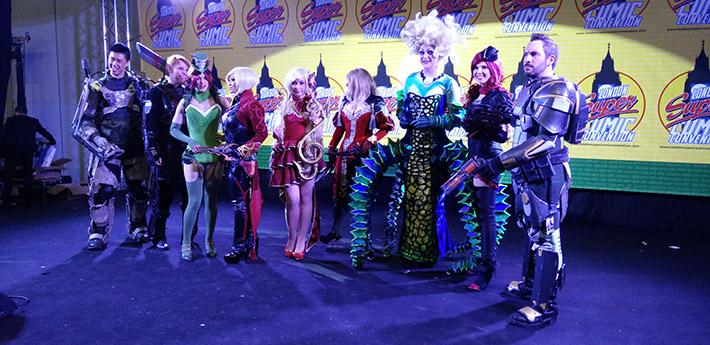 London_Super_Comic_Con