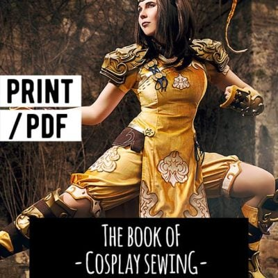 The-Book-of-Cosplay-Sewing-Starting-at-Zero