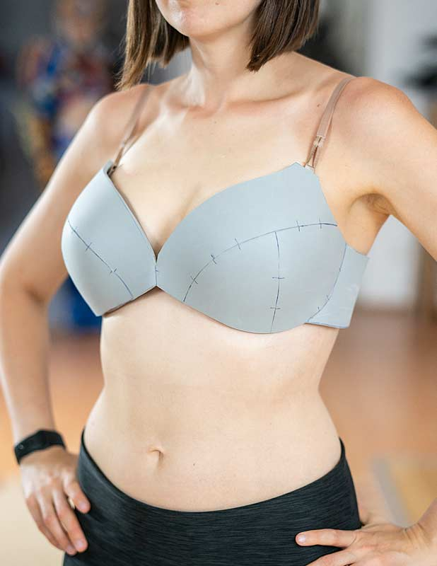 Female Breastplate Pattern Collection Download Pdf Kamuicosplay