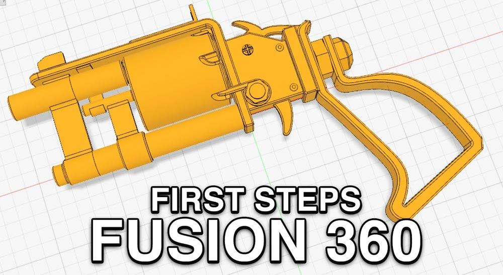 3D Modeling for Cosplay? Try Fusion 360!