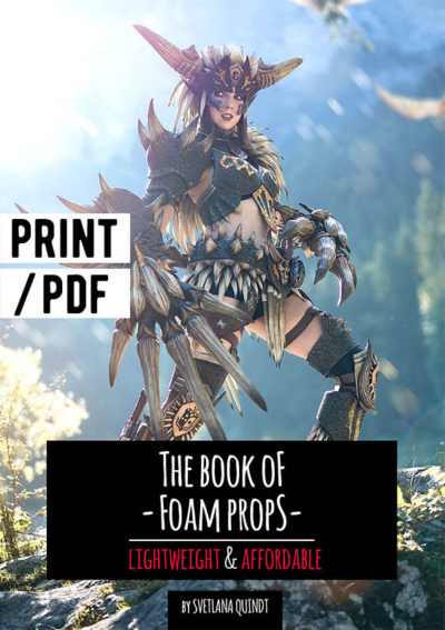000_The_Book_of_Foam_Props_Kamui_Cosplay_01