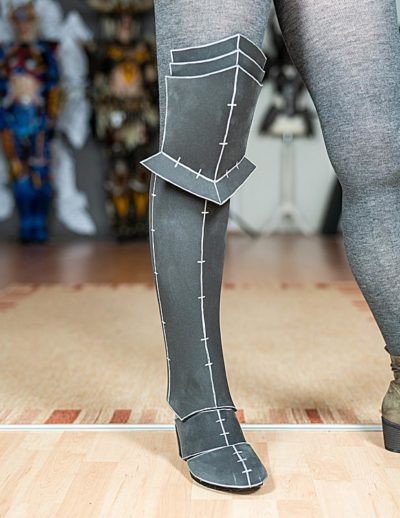 05_Leg_Armor_Pattern_Collection_by_Kamui_Cosplay