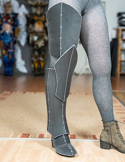 07_Leg_Armor_Pattern_Collection_by_Kamui_Cosplay
