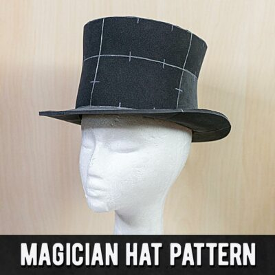 001_Magician_Hat_Pattern_by_Kamui_Cosplay