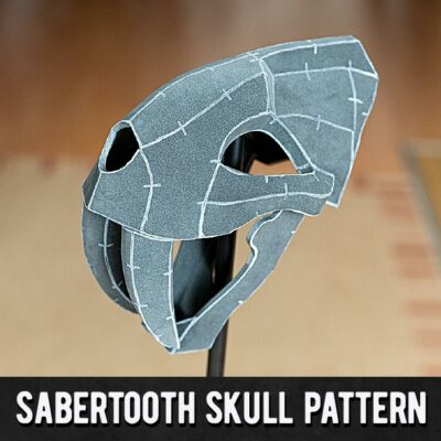 001_Sabertooth_Skull_Pattern_by_Kamui_Cosplay