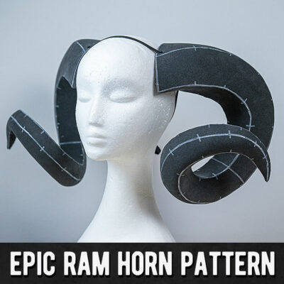01_Epic_Ram_Horn_Pattern_by_Kamui_Cosplay