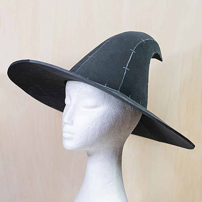 Witch Hat Template Digital Download