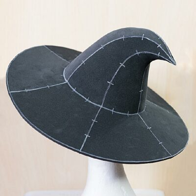 003_Big_Witch_Hat_Pattern_by_Kamui_Cosplay