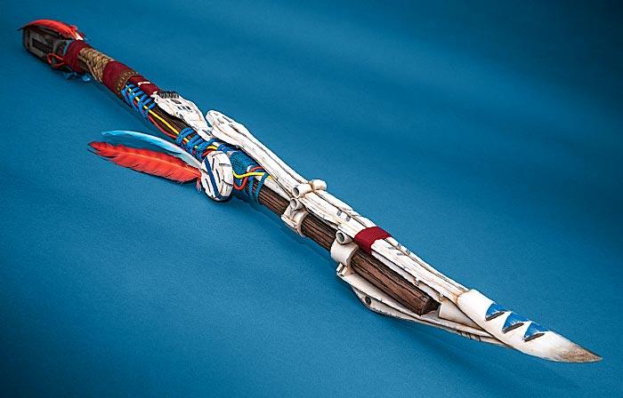 Kamui-Cosplay-Props-Costume-Weapons-Aloy-Sharpshot-Bow-Horizon